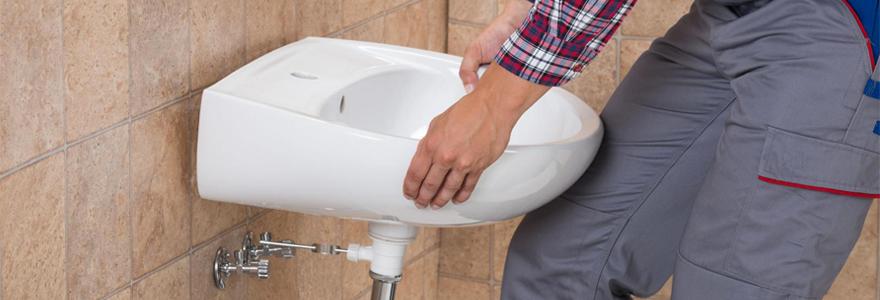 artisan installateur de salle de bain