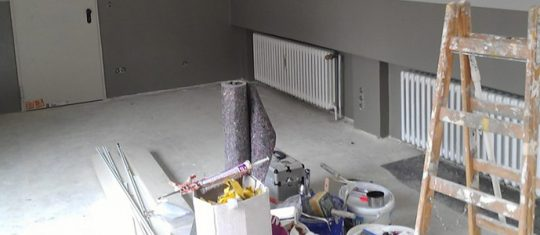 travaux de renovation de son domicile