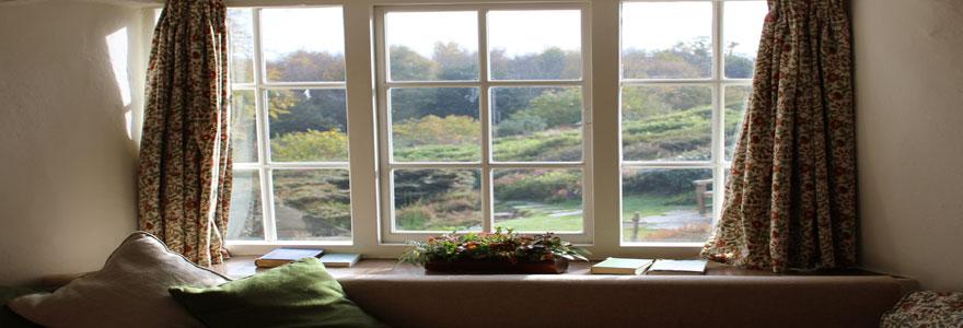 Les avantages du bois dans la fabrication des fenêtres.
