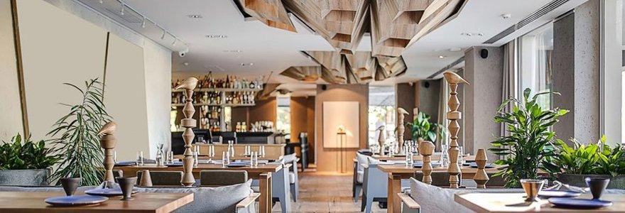 Intérieur design pour votre restaurant