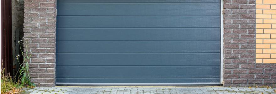 Portes de garage ergonomiques