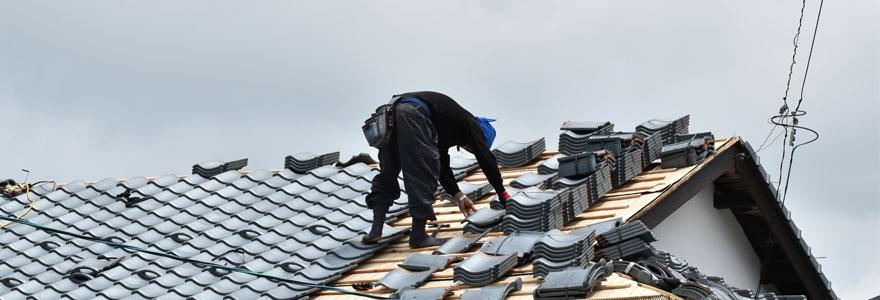 rénovation de toiture en Île de France