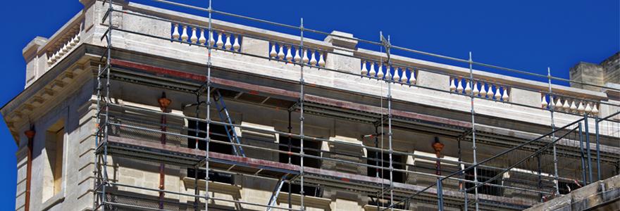 rénovation du patrimoine