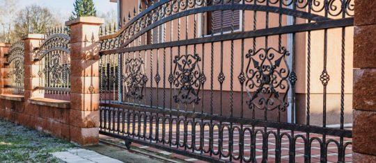 Tendances clôtures et portails