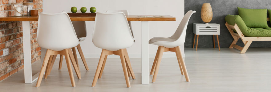 Opter pour le style scandinave