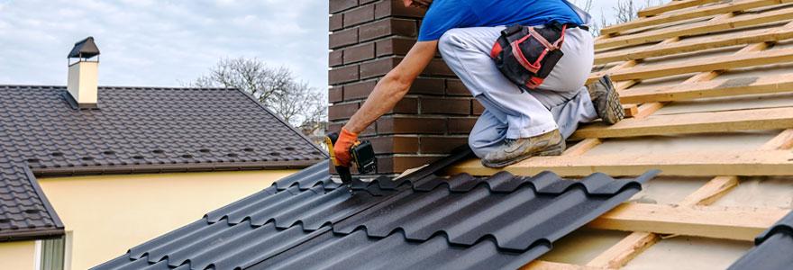Rénovation et réfection de toiture